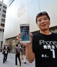 Китайцы продолжают активно покупать iPhone 6 и iPhone 6 Plus