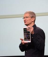 Apple официально представила планшетный компьютер iPad Air 2-го поколения