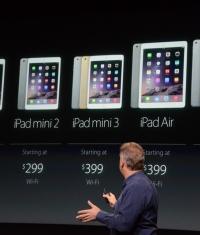 Представлен iPad mini 3