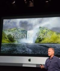 Презентовали iMac с дисплеем Retina 5K