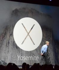 Apple представила новую OS X Yosemite
