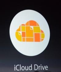 Apple представила новый сервис - iCloud Drive