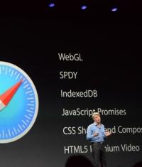 Обновлённый браузер Safari в 10 раз быстрее конкурентов