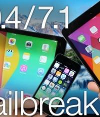 В интернете появилось видео с непривязанным Джейлбрейк iOS 7.1