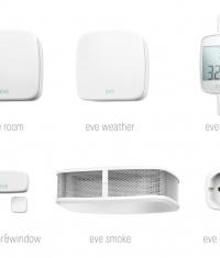 На CES 2015 представили сенсоры, совместимые с Apple HomeKit