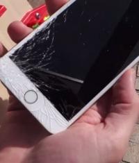 Владельцы iPhone 6 жалуются на хрупкость экрана