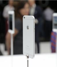 В iPhone 6s фронтальная камера может получить вспышку