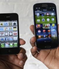 Пользователи iPhone 4S переходят на новинку от Самсунг - Galaxy S5