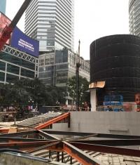 Apple строит новый Apple Store в Чунцине