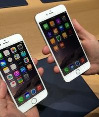 Владельцы 128-гигабайтных iPhone 6 Plus говорят о частых зависаниях и глюках телефона