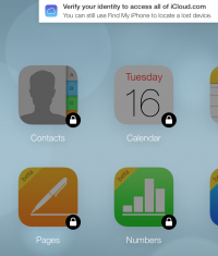Apple ввела двухфакторную авторизацию в iCloud