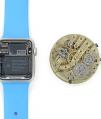 iFixit разобрали Apple Watch Sport