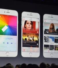 Apple Music официально представили
