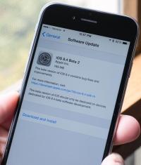 Вышла iOS 8.4 beta 2 c обновленным приложением Музыка