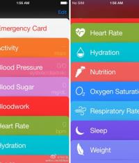 Apple зарегистрировали торговые знаки Healthbook и HealthKit