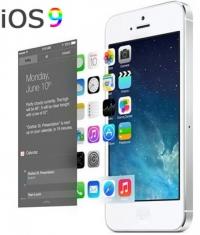 Концепт новинок iOS 9