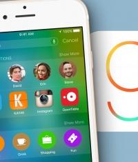 В iOS 9 появилась функция, которую разработчики компании убрали 4 года назад