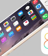 iOS 8.2 официально представлена
