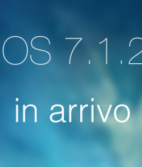 На этой неделе состоится релиз iOS 7.1.2