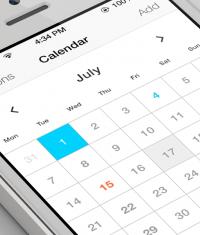 В iOS 7.1.2 была обнаружена ошибка календаря