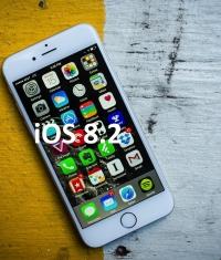 Быстродействие iOS 8.2 сравнили с iOS 8.1.3 и iOS 7.1.2. (Видео)