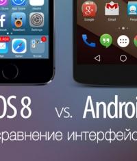 Новый Android L будет очень похож на iOS 8