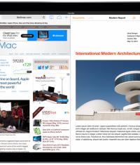 В iOS 8 появится режим многозадачности, в стиле Surface