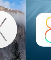 Премьера OS X Yosemite и iOS 8 состоится в разное время