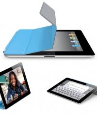 Новый патент Apple придаст функциональности iPad и Smart Cover