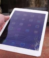 Краш-тест iPad Air 2