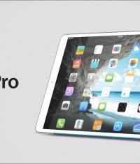 iPad Pro получит OLED-дисплей