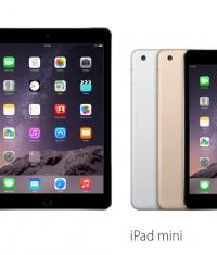 Российские продажи iPad Air 2 и iPad mini 3 запланированы на начало ноября
