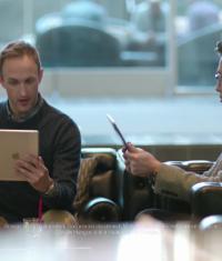 Samsung вновь высмеяли Apple, на этот раз в рекламе планшетов Galaxy Pro