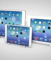 Большой iPad с разрешением 2732x2048 появится в мае или октябре