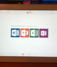 iOS версия Office от Microsoft выйдет 27 марта