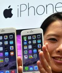 Китай превзошел США по продажам iPhone