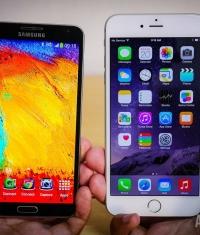 Apple превосходит по продажам компанию Samsung в России