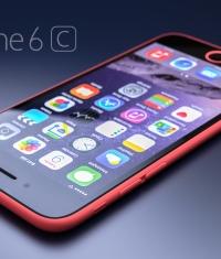 Apple не будет выпускать iPhone 6c