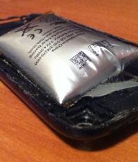 У жителя Чехии лопнул iPhone 3GS
