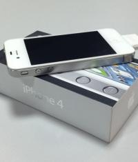 Компания Apple снова начала делать 8-гигабайтный iPhone 4