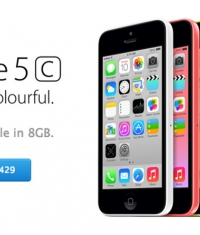 iPhone 5C 8GB имеет всего на 3GB памяти меньше, чем Galaxy S5 16GB