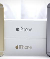 iPhone 6 – самый популярный смартфон в мире 10 месяц подряд