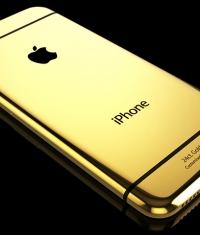 В Великобритании уже принимают предзаказы на iPhone 6 в золотом корпусе