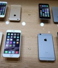 Дефицит новых iPhone сохранится до ноября