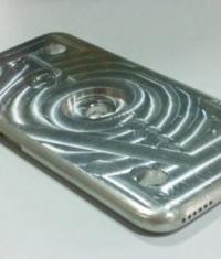 Утечка из Foxconn - фото алюминиевой формы для iPhone 6