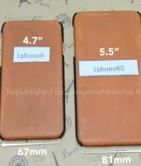 Фотографии чехла для 5.5-дюймового iPhone 6, которые позволяют оценить его ГИГАНТСКИЕ размеры!