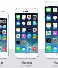 4.7-дюймовый iPhone 6 с экраном во всю ширину (фото)