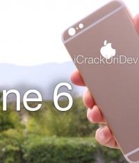 В сети появилось видеосравнение iPhone 6 и iPhone 5s