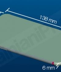 Новые сведения о смартфоне iPhone 6 - схематические чертежи