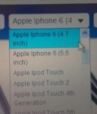 Sprint начал продавать аксессуары для двух моделей iPhone 6
